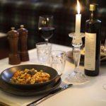 dinner, eating out, dinner date